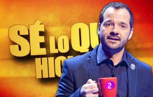 Ángel Martín, ahora 'científico' cuatro años después de 'SLQH'