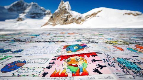 Una postal de récord contra el cambio climático