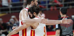 Post de España logra una victoria agónica y jugará la final del Mundial 13 años después