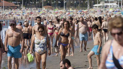 Tiempo de playa en Galicia