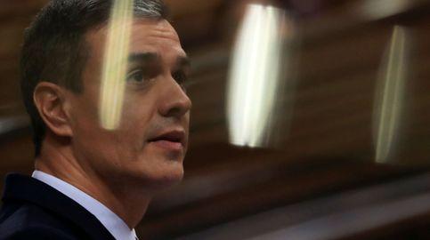 La investidura de Pedro Sánchez, en directo:  reforma de la CE y Estatuto del Trabajador