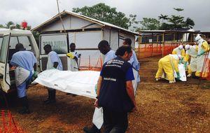 Cada vez son más los casos de ébola. Quiero salir lo antes posible