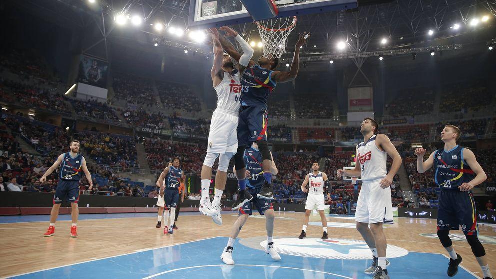 Jeffery Taylor, el factor X del Real Madrid para frenar al 'MVP' del Baskonia