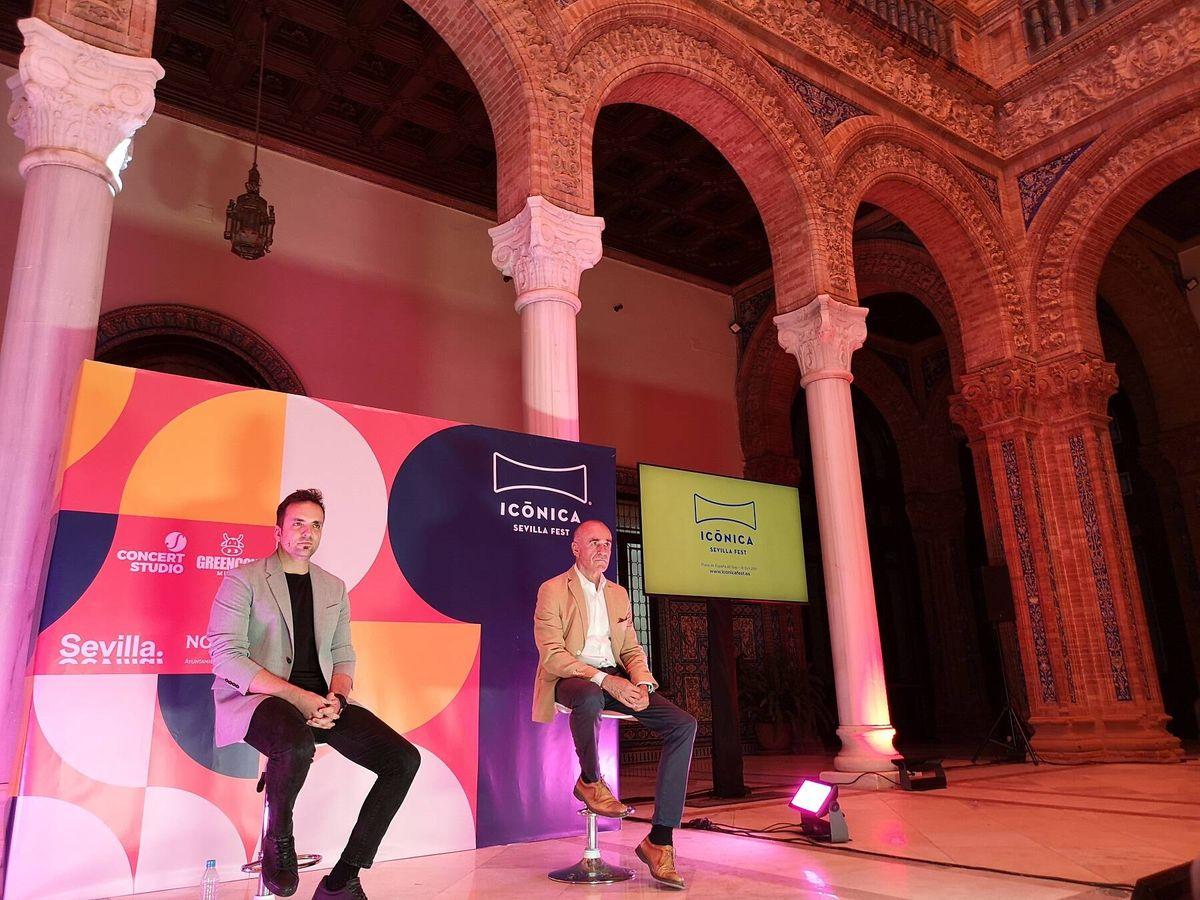 Foto: Presentación del Icónica Sevilla Fest