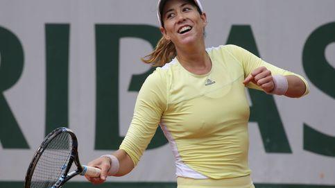 Garbiñe Muguruza contra los enemigos del tenista: la lluvia y pensar demasiado