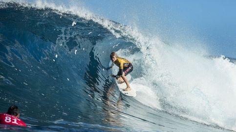 Nuevo rey mundial sobre las olas: John Florence