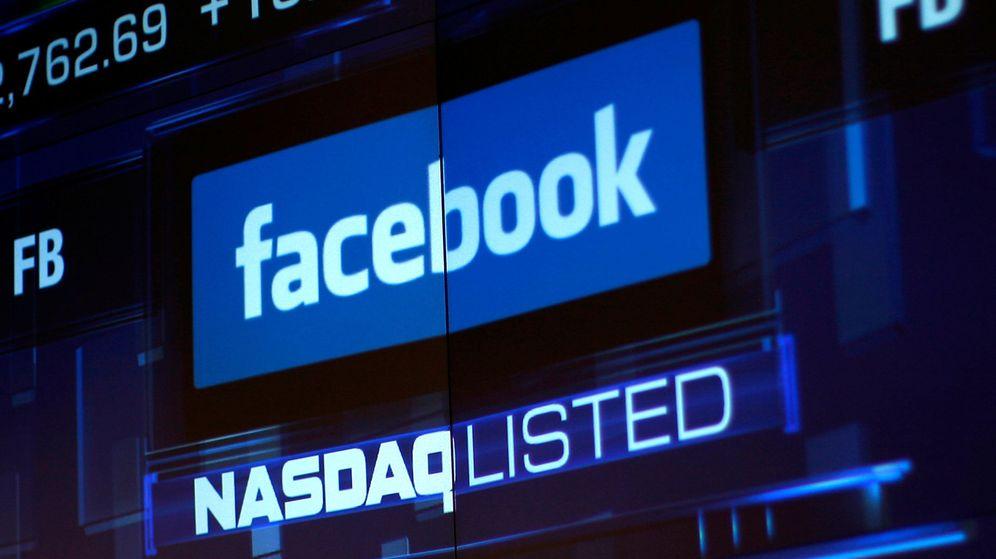 Foto: Imagen de archivo del logo de Facebook en el NASDAQ. (Reuters)
