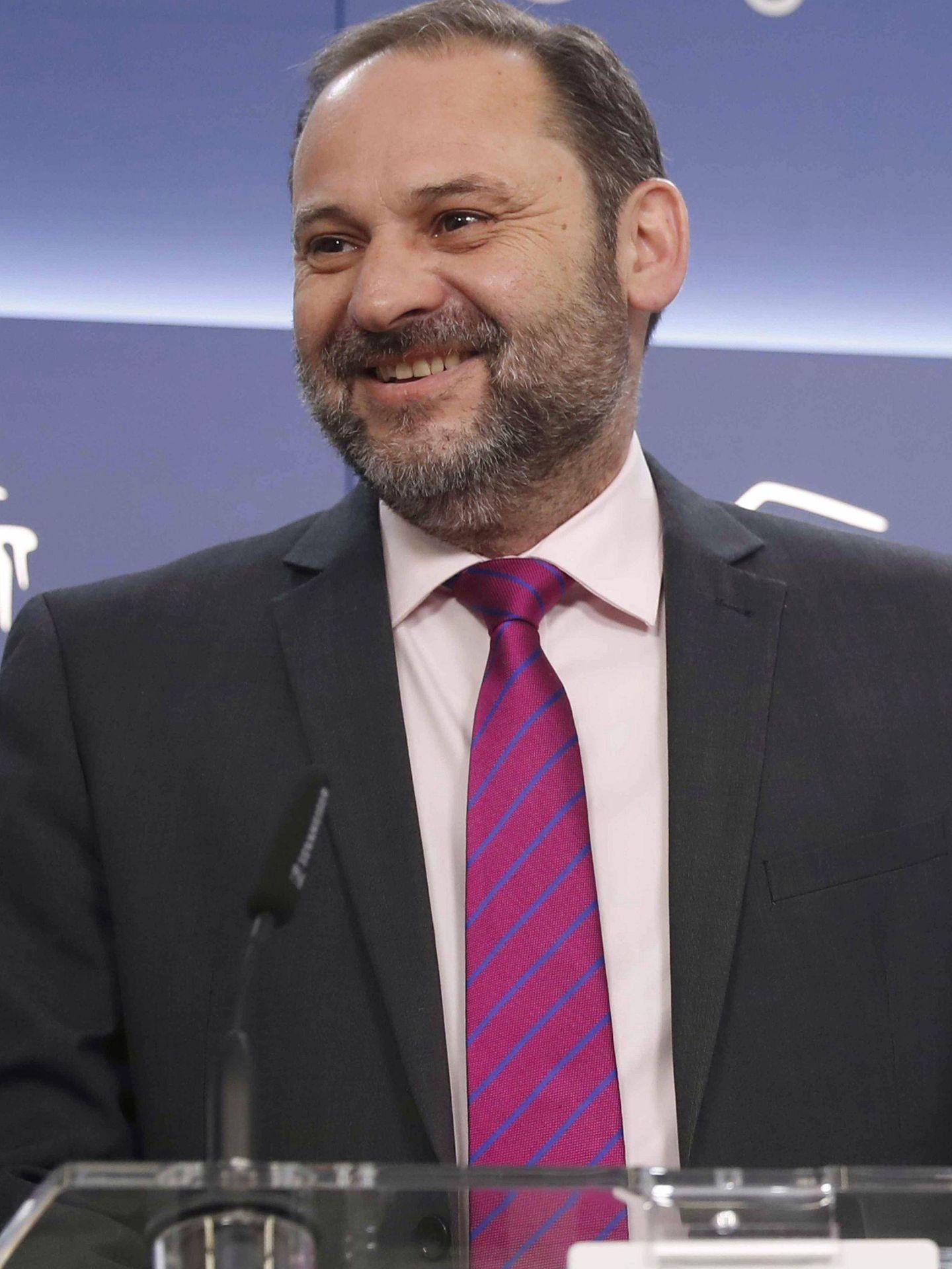 José Luis Ábalos, ministro de Fomento. (EFE)