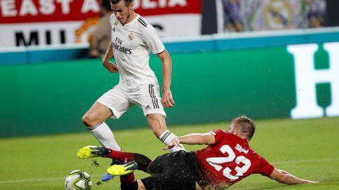 Bale se esconde en el debut de Lopetegui (con derrota) en el Real Madrid