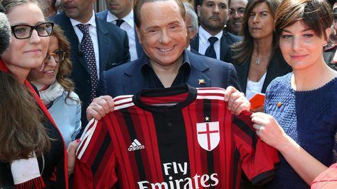 Berlusconi vende el AC Milan a un grupo de inversores chinos por 740 millones