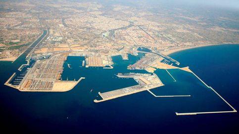 La naviera MSC lanza la única oferta por la ampliación millonaria del puerto de Valencia