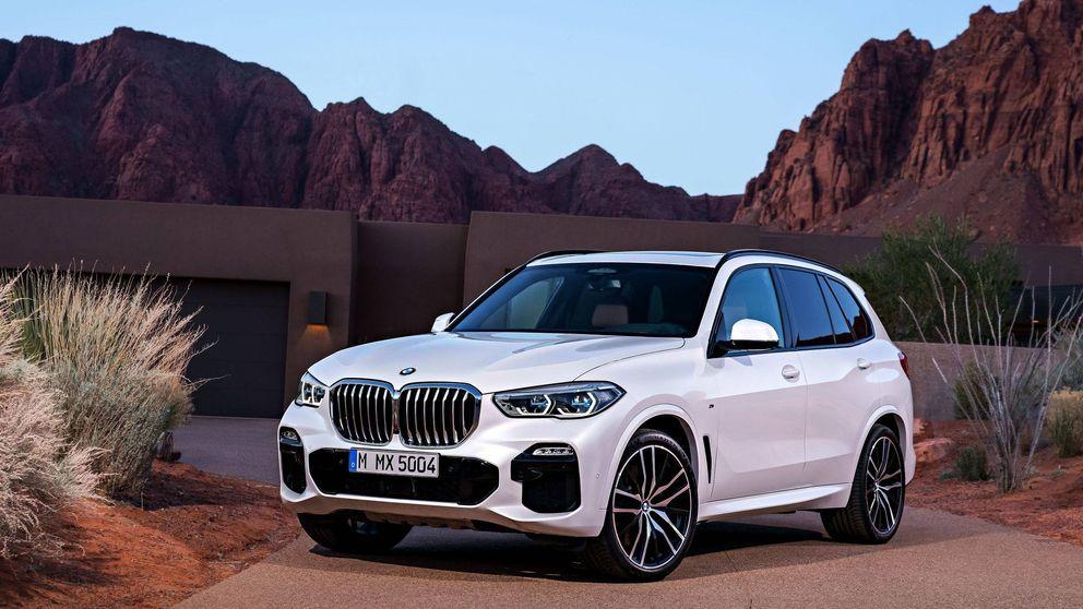 Nuevo BMW X5, crece en tamaño y en tecnología