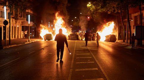 Las calles ya no son suyas, ¿está el 'procés' muerto o confinado?
