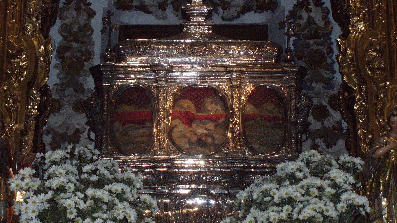 Mártires de Córdoba. (wikpedia)