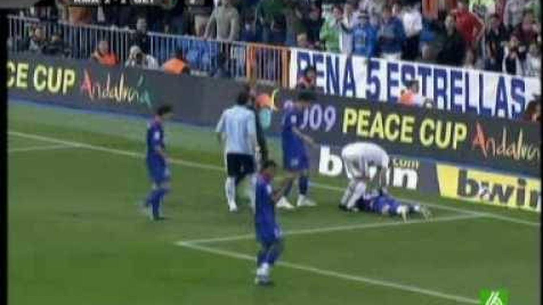 Getafe Real Madrid 0 3: Champions League: Del Camp Nou A Riazor, Pasando Por Malta