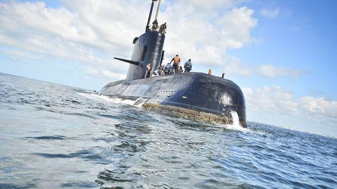 El capitán del submarino informó de un fallo en las baterías antes de su desaparición