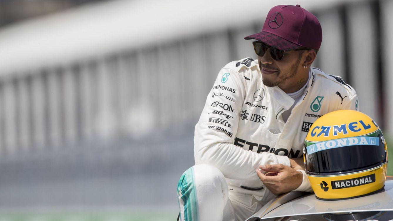 El niño que lloró detrás de un camión la muerte de Senna puede superarle el domingo