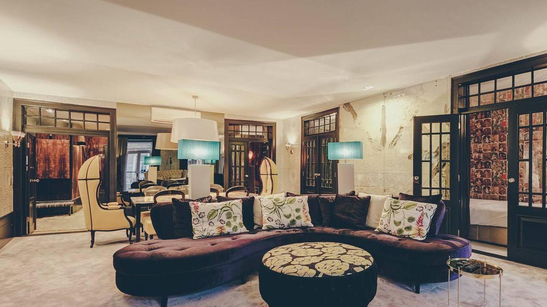 Así es este apartamento en el pintoresco barrio lisboeta de Bica.