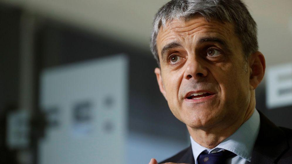 Foto: El presidente de la Cámara de Comercio de EEUU en España, Jaime Malet, en 2018 (EFE)
