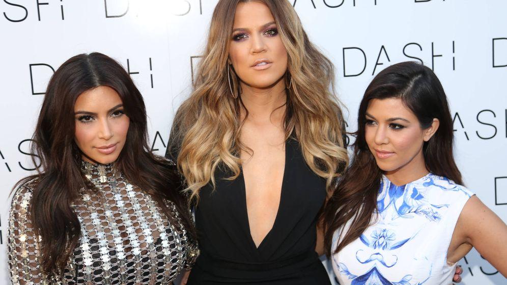 Foto: Las hermanas Kardashian en una imagen de archivo. (Gtres)