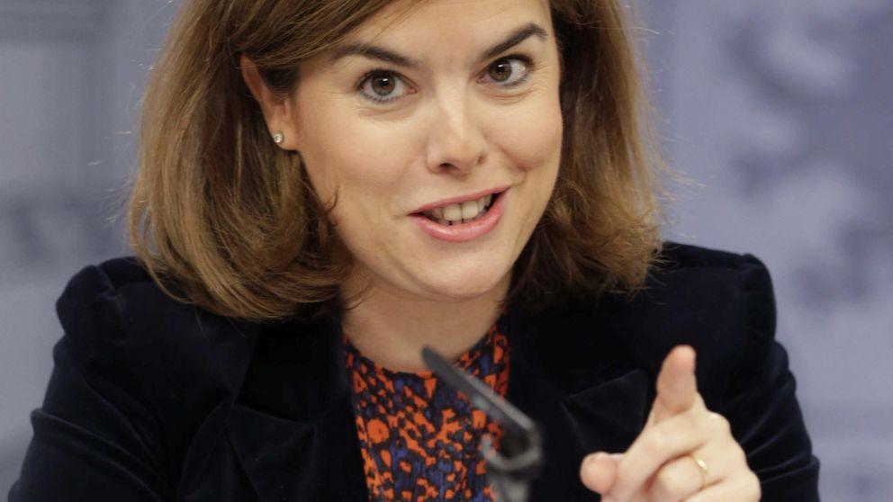 La sonrisa británica de la señora vicepresidenta