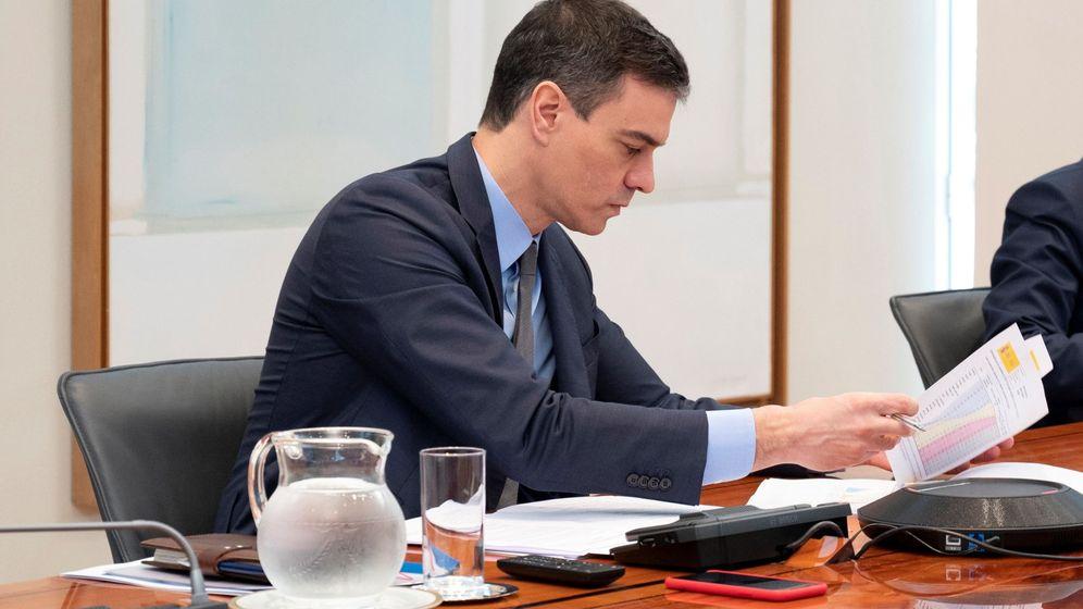 Foto: Pedro Sánchez, en una imagen de archivo. (EFE)