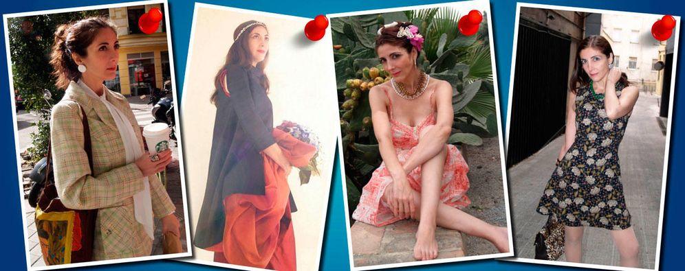 Foto: Algunos de los modelos de Espido Freire (Fotomontaje de Vanitatis)