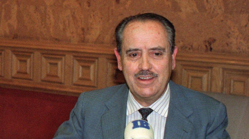 Foto: Eugenio Fontán, exdirector general de la Cadena SER. (EFE)