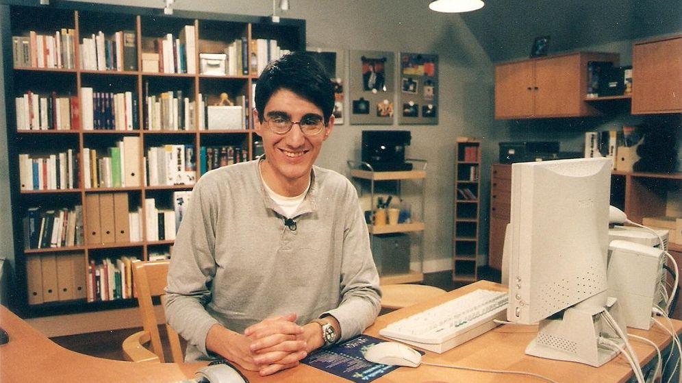 Foto: Alejandro Macías en una imagen de Conexión 01