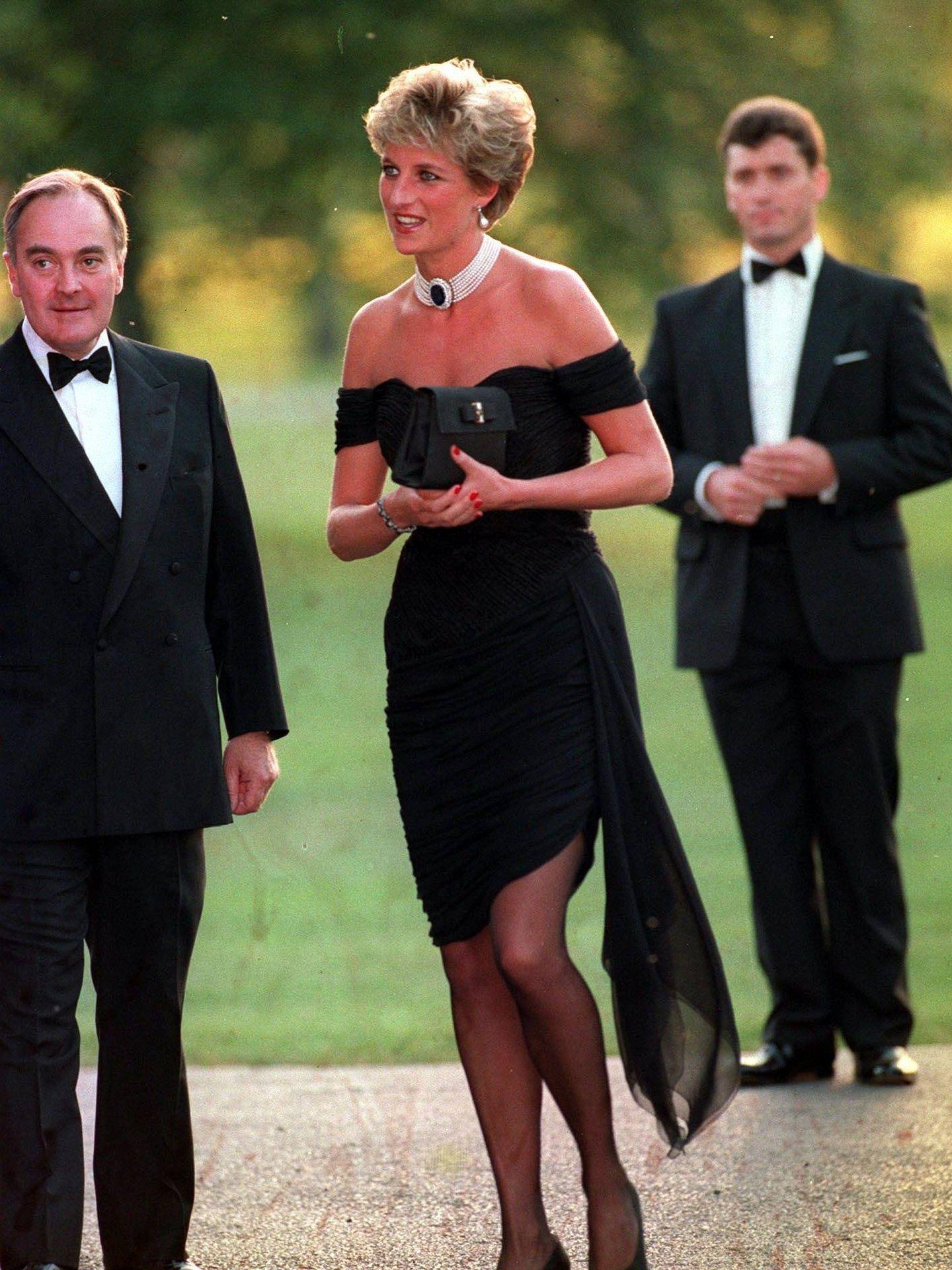 El look más famoso de Diana de Gales (Cordon Press)