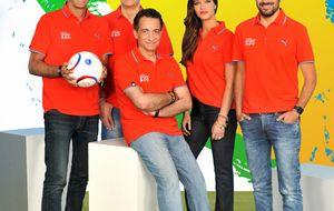 Telecinco sube medio punto gracias al Mundial de Brasil