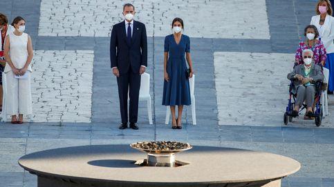 Álbum | Todas las imágenes del homenaje de Estado a las víctimas del coronavirus