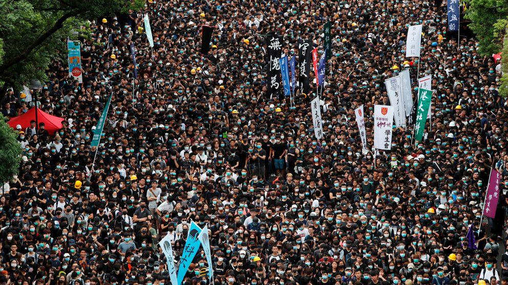 Zara, obligada a desmarcarse de las protestas en Hong Kong para evitar el boicot