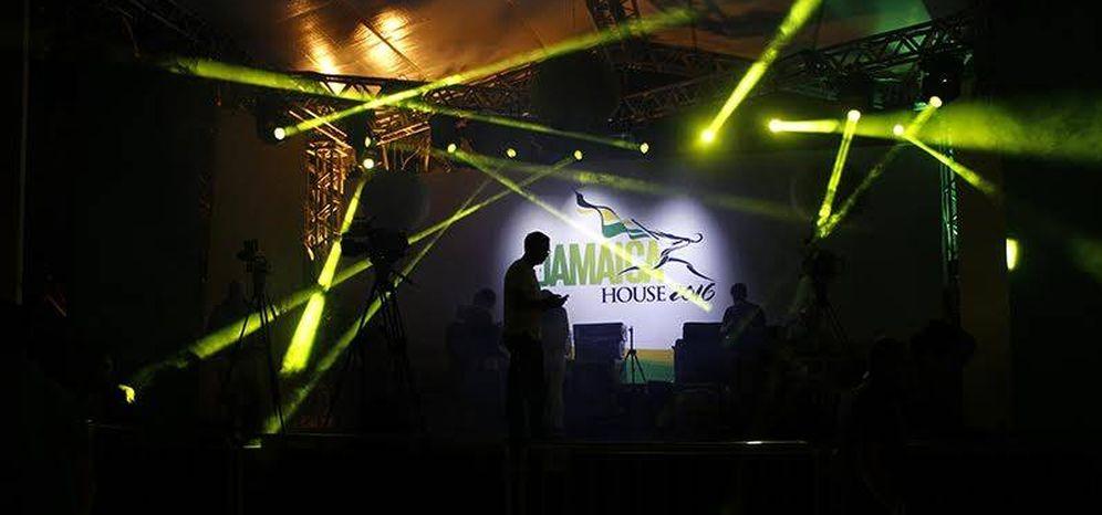 Foto: La Casa Jamaica de Río de Janeiro fue una fiesta con la gran carrera de Usain Bolt (FOTOS: Valeria Saccone)