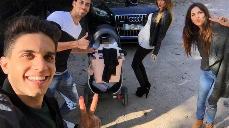 El 'baby boom' del Barça llega a las redes sociales