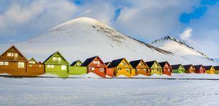 Post de Svalbard, el peor lugar del planeta para morirse