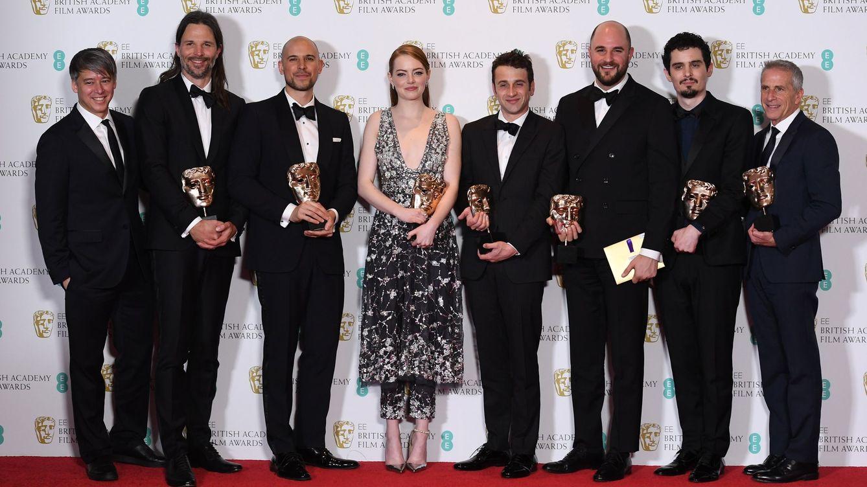 Foto: Los premios Bafta, en imágenes