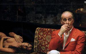 Homenaje barroco a 'La dolce vita'