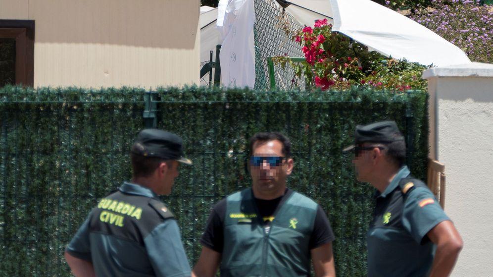 Foto: Detenido en Torrevieja por tratar de matar a su hijo (Efe)