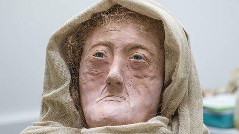 Hilda, la druida: así es el rostro 3D de una mujer de la Edad de Hierro
