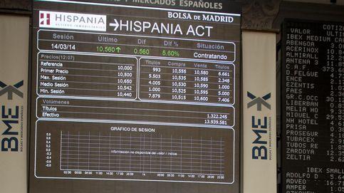 Hispania multiplica por seis sus ventas del primer trimestre hasta 30 millones