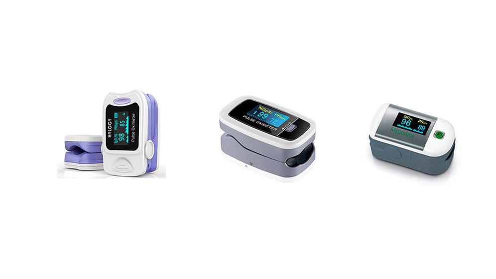 Foto: Los mejores pulsioxímetros para cuidar de nuestra salud