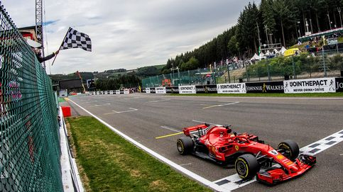 Por qué la victoria en Monza es una cuestión de vida o muerte para Vettel y Ferrari