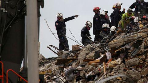 Dos fallecidos más tras el derrumbe de Miami elevan la cifra de decesos a 20