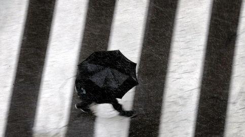 Fuertes lluvias en Valencia
