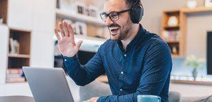 Post de ¿Buscas empleo? Cómo prepararte para una entrevista de trabajo 'online'