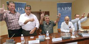 Los excarcelados cubanos denuncian que no se sienten libres en España