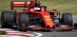 Post de Fórmula 1: Vettel logra lo pole, Ferrari está de vuelta y Carlos Sainz falla (9º)