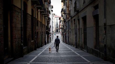 Denunciada una mujer por pasear un gato con correa: Lo hace desde pequeño