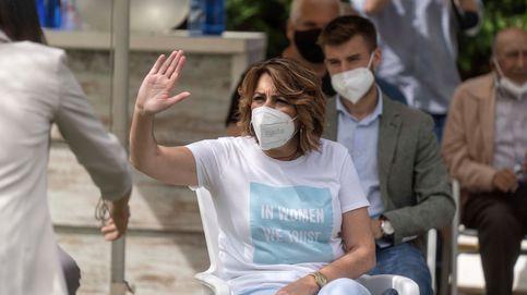 La campaña 'Positive Energy' de Susana Díaz trae de cabeza a sus rivales e inquieta a Ferraz
